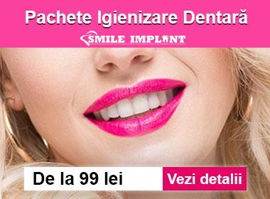 promotie detartraj dentar
